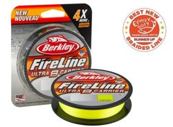 Berkley FireLine Ultra 8 Fluo 150m 0.17mm 1446596