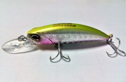 DUO TETRA WORKS TOTO SHAD 48S GHA0158 MM Chart