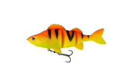 GUMA EFFZETT® NATURAL PERCH 18cm / 70g kol. ORANGE PERCH 56198