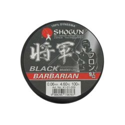 Plecionka SHOGUN BLACK 0,14mm / 100m 41-01-014