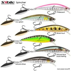 Sebile SPINCHER 50SK - NATURAL SHINER 1407621