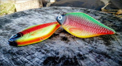 Wobler Lost Lures Ferox S 12cm 63g F11 Jamaica