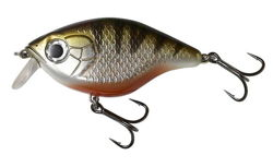 Wobler MADCAT TIGHT-S SHALLOW 12cm 65g PERCH 56848