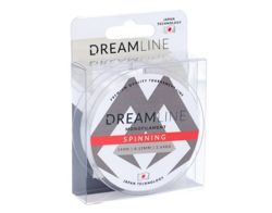 Żyłka Mikado Dreamline Spinning Clear 0,26mm 150m